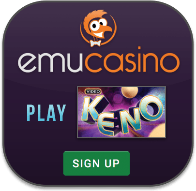 Emu casino keno real money