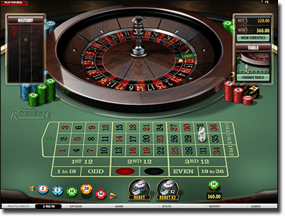 Online Real Money Roulette - Alternative to Keno