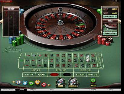 Online Real Money Roulette - Alternative to Keno