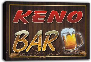 Keno at the Bar