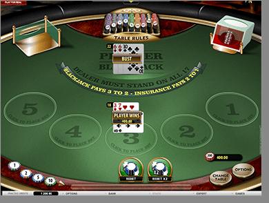 Real Money Online Blackjack - Alternative to Keno