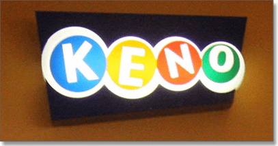 Online Keno for Queensland