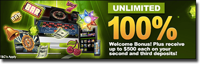 G'Day Casino - Keno players welcome bonuses