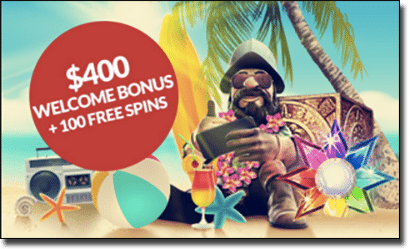 Guts.com keno casino welcome bonuses