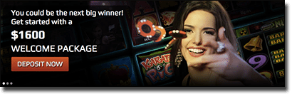 All Slots Casino - welcome bonus for keno players