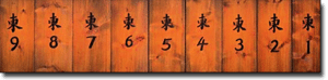 Common lucky Chinese numbers in keno