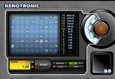 Kenotronic by 1x2 Gaming