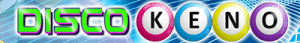 Disco Keno at instant-play online casinos