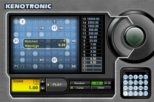 Kenotronic online gameplay