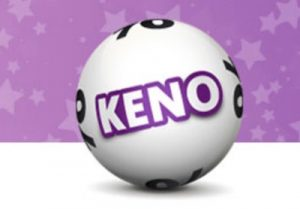 Keno games at Lottoland