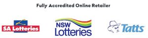 OzLotteries tickets